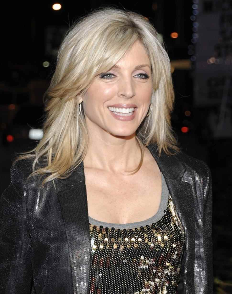 Wrestler Marla Maples (Marla Maples)