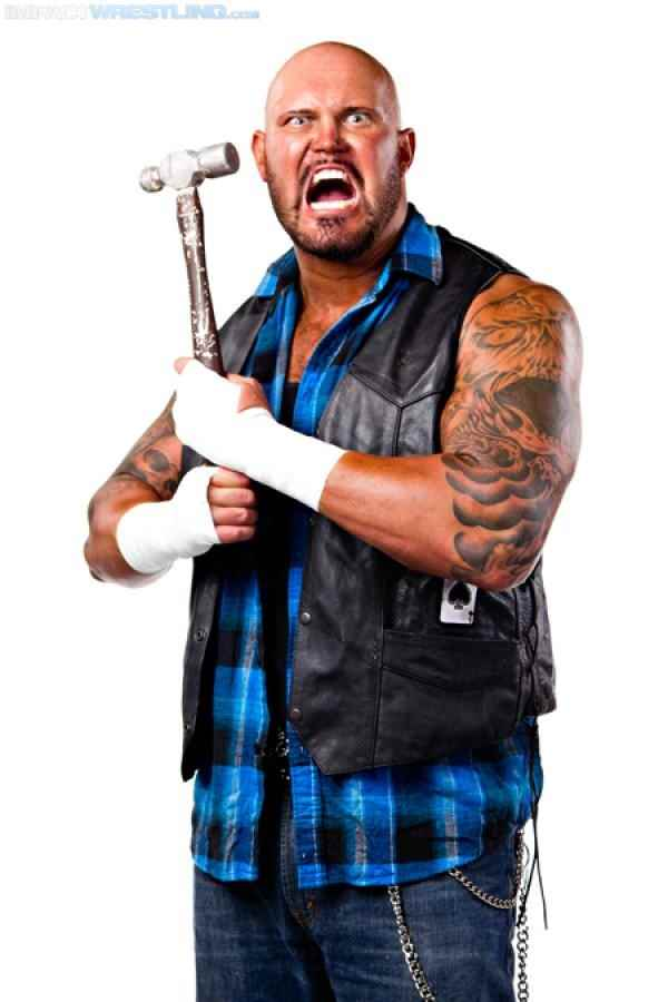 Wrestler Doc Gallows (Andrew Williams Hankinson)