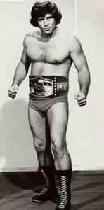 Wrestler Jack Brisco (Freddie Joe Brisco)
