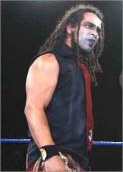 Wrestler El Signo (Antonio Sanchez Rendon)