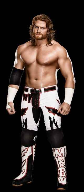 Wrestler Buddy Murphy (Matthew Adams)