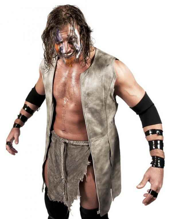 Wrestler Crazzy Steve (Steve  Scott)
