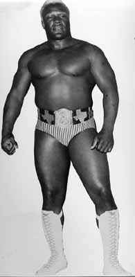 Wrestler Sweet Daddy Siki (Reginald Siki)
