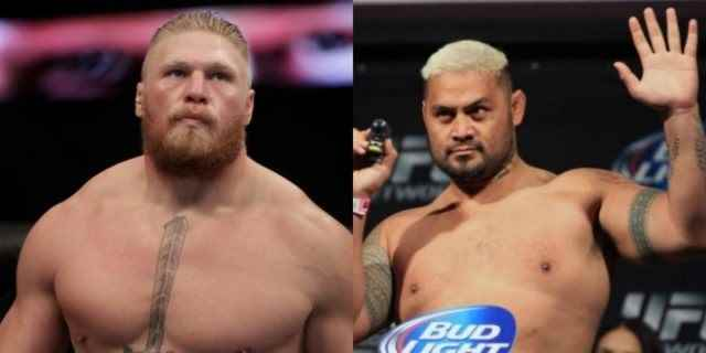 Wrestler Mark Hunt (Mark Hunt)