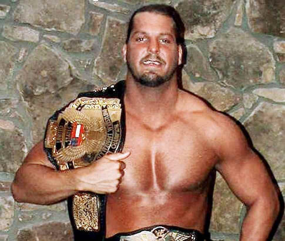 Wrestler Chris Kanyon (Christopher Irwin Klucsarits)
